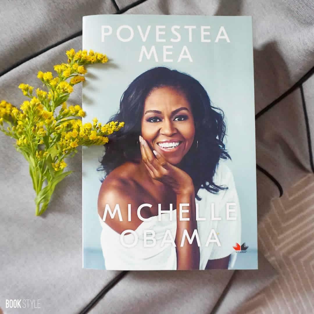 Povestea mea, de Michelle Obama - Editura Litera ISBN: 978-606-33-3008-7