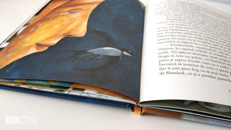 Prințul fericit, de Oscar Wilde, Lavinia Braniște și Anca Smărăndache - Editura Cartier ISBN: 9789975863278