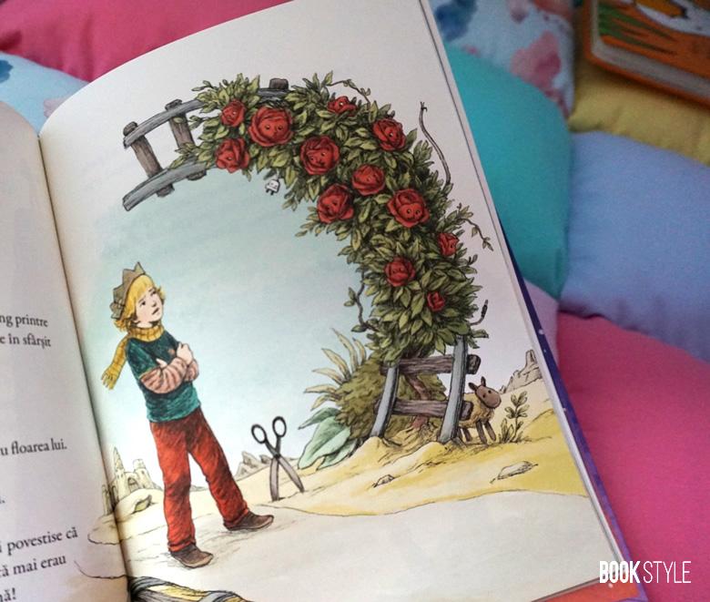 Micul Prinț - Antoine de Saint-Exupéry| il. Dan Ungureanu - Editura Arthur ISBN: 9786067884708