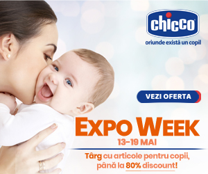 Expo Week - Reduceri produse Chicco