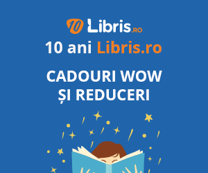Reduceri si cadouri pentru 10 ani de LIBRIS