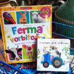 Carti interactive bebe - carte puzzle -carte cu sunete - Ferma vorbitoare - Tractorasul de la ferma