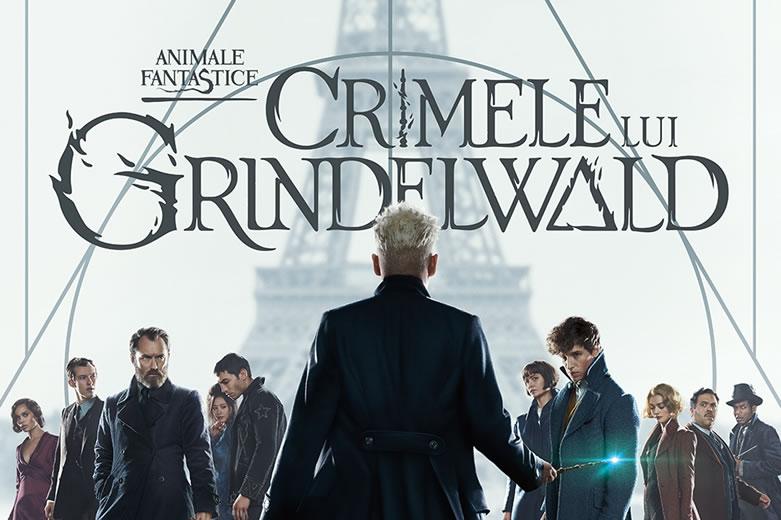 Animale fantastice 2: Crimele lui Grindelwald (Scenariul original)