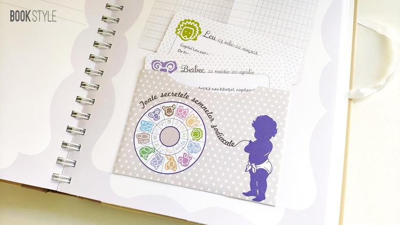 Albumul bebelușului Larousse -Editura Rao - ISBN: 978-606-006-020-8
