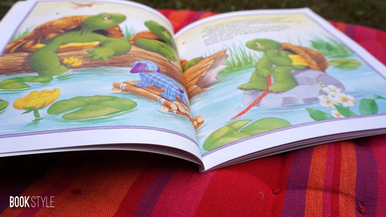 Franklin vrea un animăluț de companie, de Paulette Bourgeois și Brenda Clark - Editura Katarsis