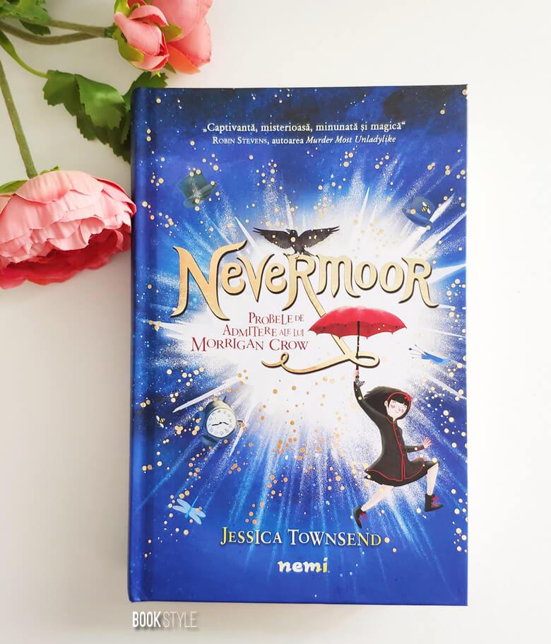 Nevermoor. Probele de admitere ale lui Morrigan Crow | Nemi