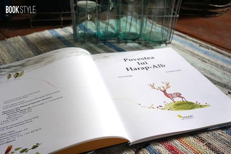 Povestea lui Harap-Alb, de Ion Creangă și Cristiana Radu, Editura Vellant Pasărea măiastră, ISBN: 9789731984728