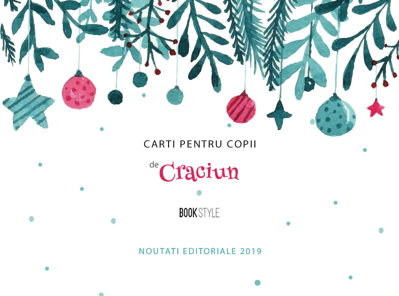 Lista cărților de iarnă și Crăciun - Noutăți editoriale 2019