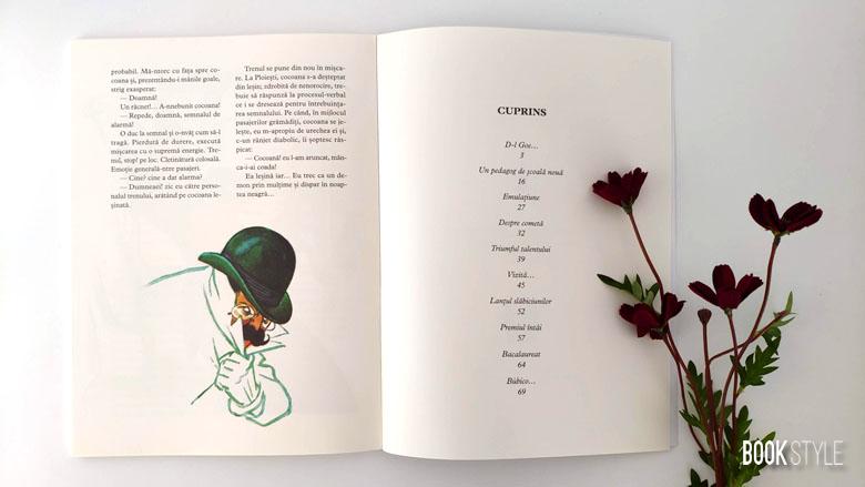 D-l Goe și alții..., de Ion Luca Caragiale și Eugen Taru | Editura Arthur - colecția retro