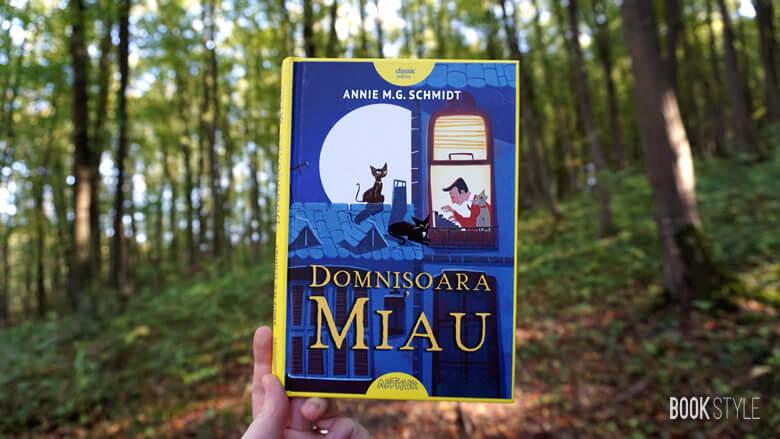Domnișoara Miau, de Annie M.G. Schmidt | Editura Arthur