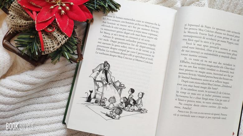 Eu și Moș Crăciun, de Matt Haig și Chris Mould | Editura Nemi