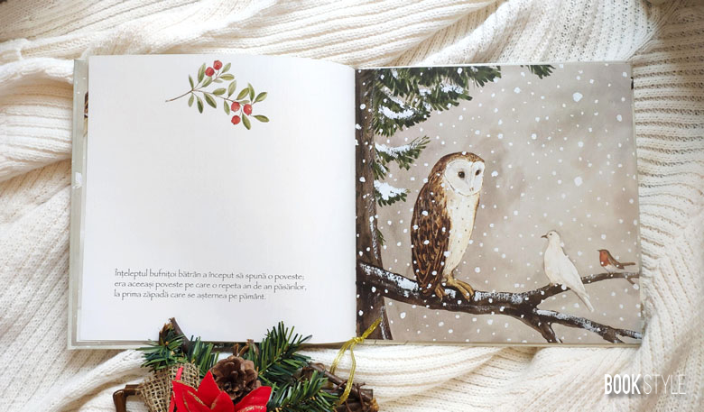 Mesajul păsărilor către inimile copiilor, de Kate Westerlund și Feridun Oral | Editura DPH