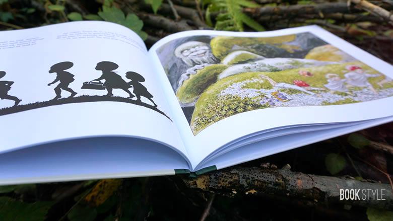Copiii pădurii, de Elsa Beskow | Editura Cartea Copiilor ISBN: 978-606-8544-28-1