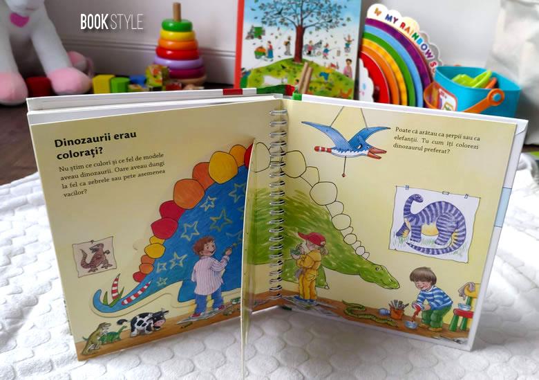 Dinozaurii, de Angela Weinhold | Editura Casa