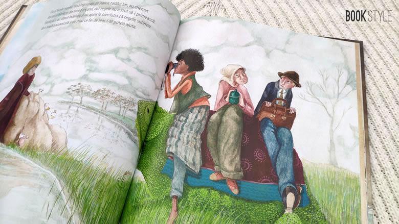 Povestea regelui care avea prea mult din toate, de Maria Papayanni și Effie Lada | Editura Cartemma