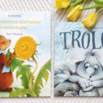 Promisiunea rămâne promisiune, de Knister și Ève Tharlet - Editura DPH/ Trolul, de Tineke Lemmens și Margot Senden - Editura Univers Enciclopedic Junior