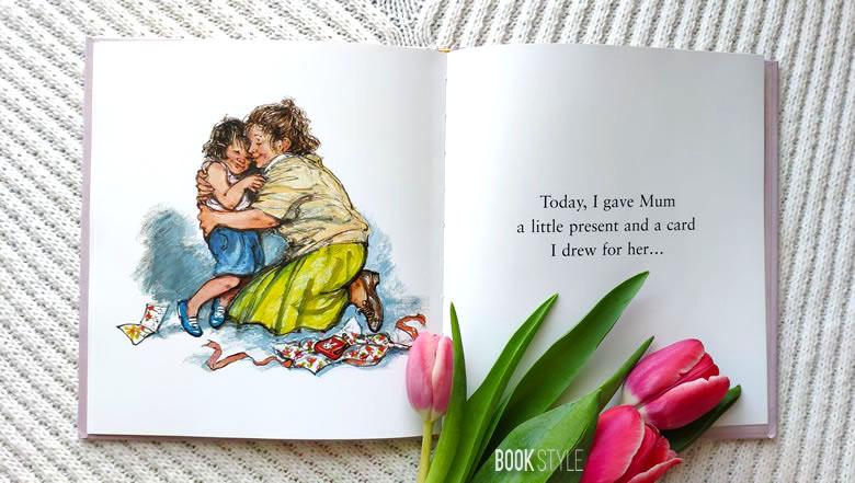 Mother's Day | Ziua mamei, de Shirley Hughes - Editura Walker Books ISBN: 9781406381719