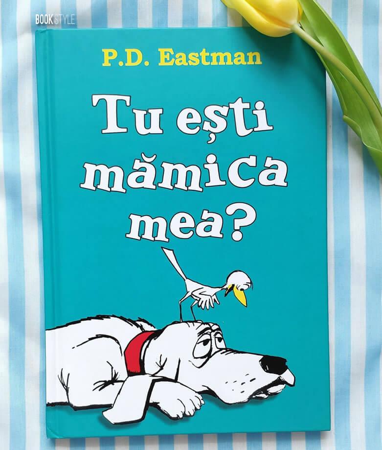 Tu ești mămica mea?, de P.D. Eastman | Vlad și cartea cu Genius