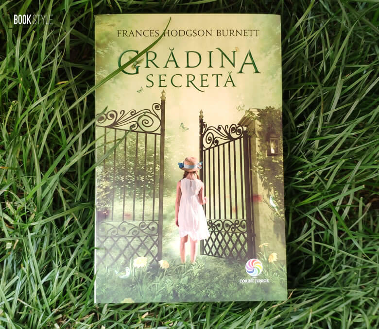Grădina secretă, de Frances Hodgson Burnett - Romanul integral | Editura Corint Junior ISBN: 978-606-793-763-3