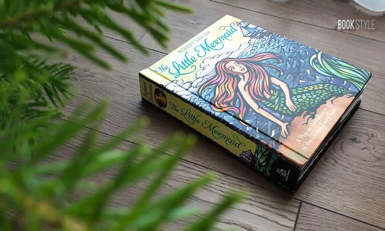Mica sirenă | The Little Mermaid. Cartea pop-up creată de Robert Sabuda