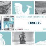 Concurs cărți: Călătorește prin intermediul celor 3 cărți oferite de Editura Frontiera