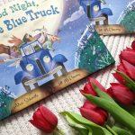 Good Night Little Blue Truck | Noapte bună, Micul Camion Albastru!, de Alice Schertle - HMH Publishing ISBN: 9781328852137