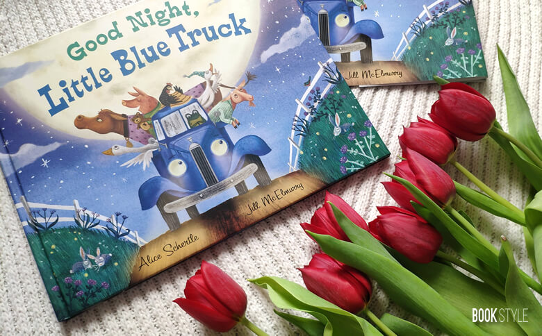 Good Night Little Blue Truck | Noapte bună, Micul Camion Albastru!, de Alice Schertle - HMH Publishing ISBN: 9781328852137