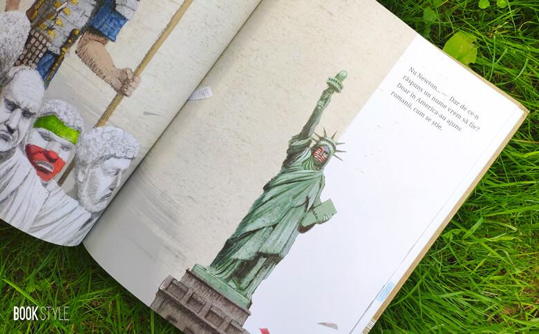 Cine a descoperit America?, de Iosif Brodski și Igor Oleinikov - Editura Frontiera