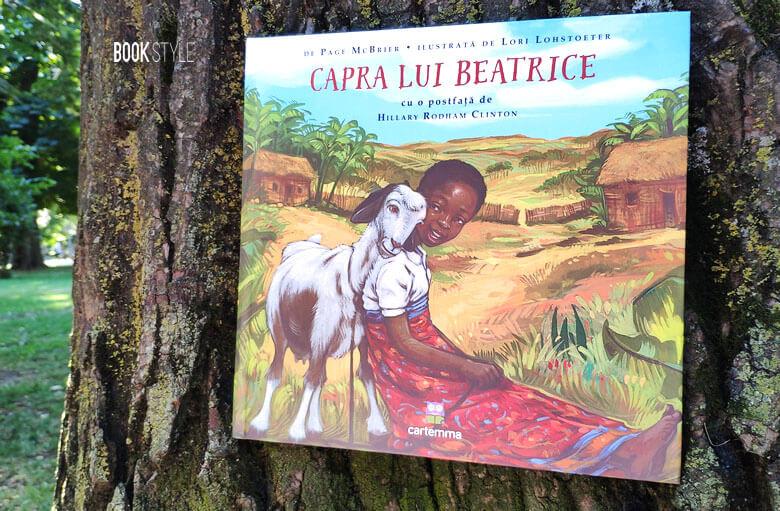 Capra lui Beatrice, de Page McBrier și Lori Lohstoeter - Editura Cartemma