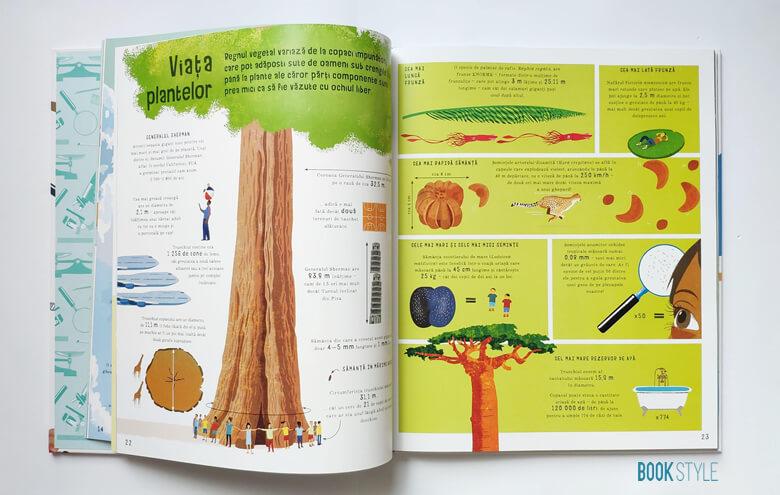 Enciclopedia comparațiilor, de Clive Gifford și Paul Boston   Editura Litera