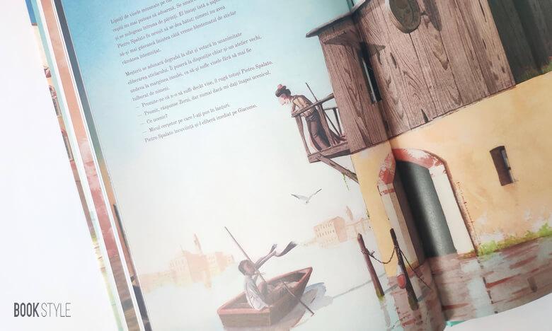 Suflătorul de vise, de Bernard Villiot și Thibault Prugne – Editura Frontiera