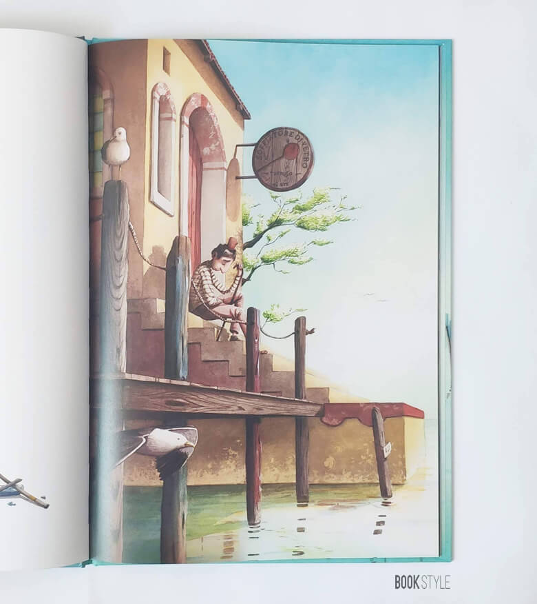 Suflătorul de vise, de Bernard Villiot și Thibault Prugne - Editura Frontiera
