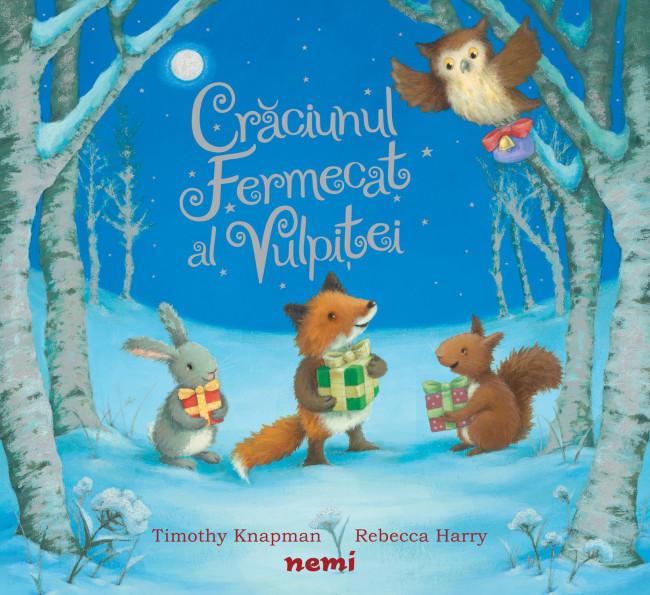 Crăciunul fermecat al vulpiței, de Timothy Knapman, Rebecca Harry - Editura Nemi