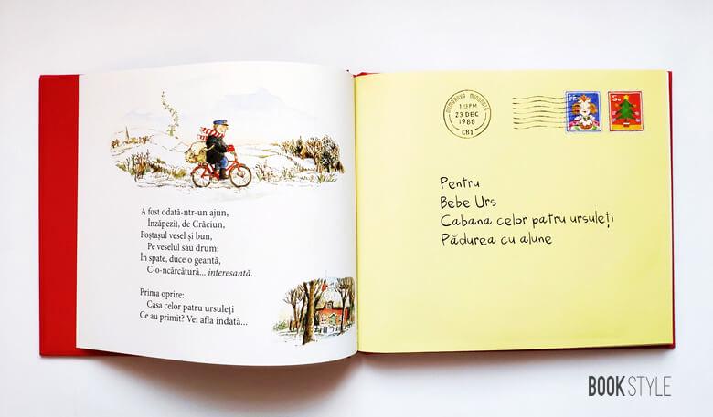 Crăciunul cu Poștașul vesel, de Janet & Allan Ahlberg - Editura DPH