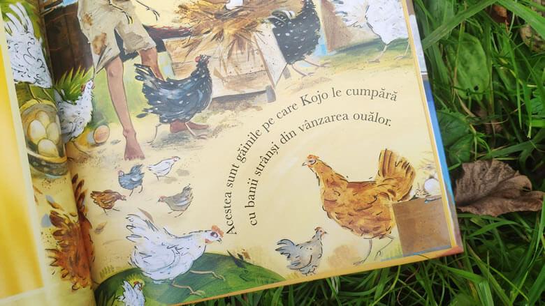 O singură găină, de Katie Smith Milway și Eugenie Fernandes | Editura Cartemma